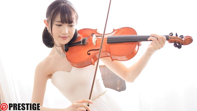 美少女のバイオリン